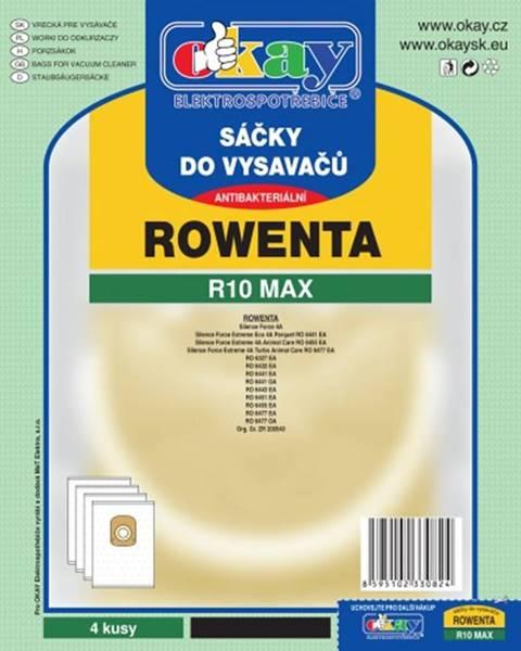 Jolly Vrecká do vysávača Rowenta R10 MAX, 8ks