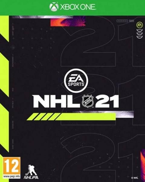AT Computers XBOX hra - NHL 21