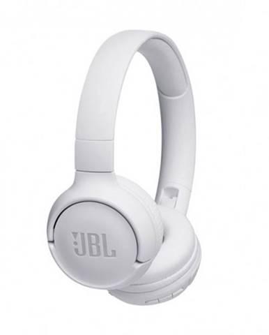 Bezdrôtová slúchadlá cez hlavu JBL Tune 500BT biela
