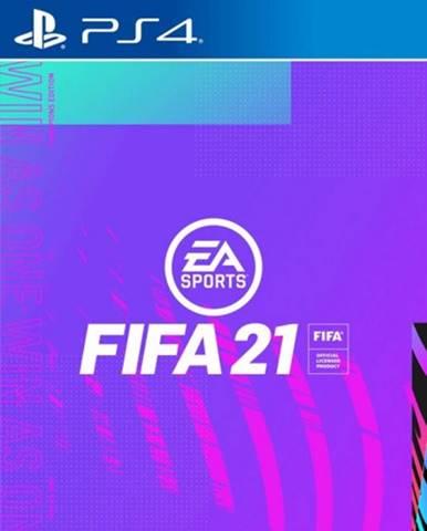 PS4 hra - FIFA 21 Champions Edition