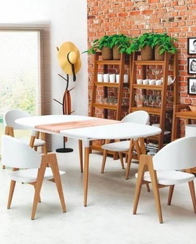 Jedálenský stôl Caliber - rozkládací