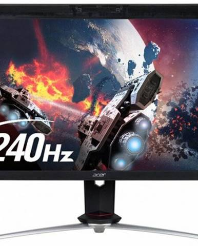 "Monitor Acer Nitro XV273Xbmiiprzx, 27"", herný, 240 Hz, čierna"
