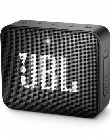 Prenosný reproduktor JBL Go 2 čierny