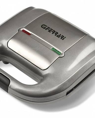 Sendvičovač G3Ferrari G1011506, 750W, strieborný