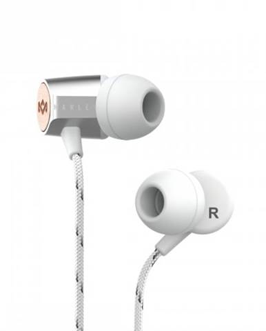 Slúchadlá do uší MARLEY Uplift 2.0 Silver
