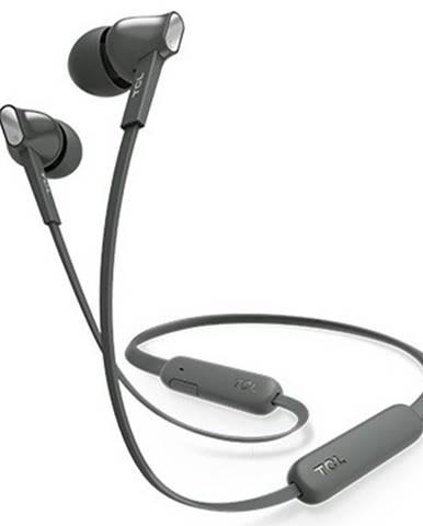 TCL bluetooth slúchadlá do uší, mikrofón, BT 5.0, čierna