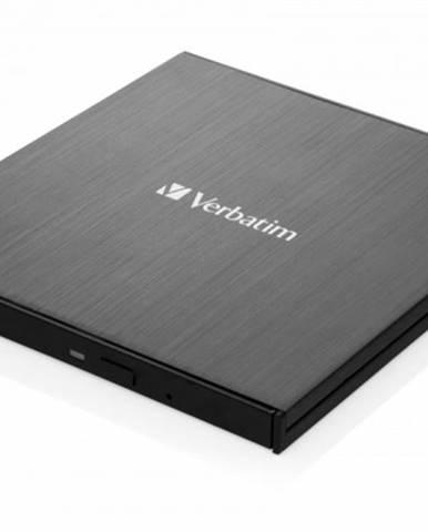 VERBATIM Externá Blu-Ray Slimline mechanika USB 3.0, čierna