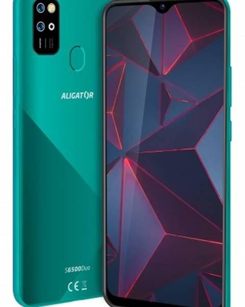 Aligator Mobilný telefón Aligator S6500 Duo 2GB/32GB, zelená