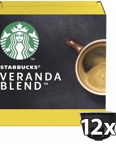 Kapsule Nescafé Starbucks Verano Blend, 12ks