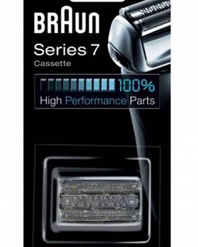 Náhradná holiaca hlava Braun CombiPack Series 7 - 70S