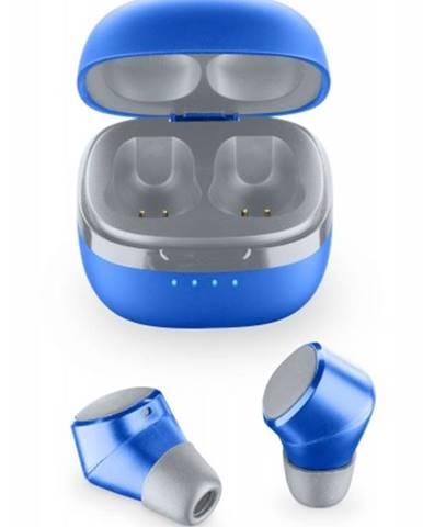 True Wireless slúchadlá Cellularline Evade, modré