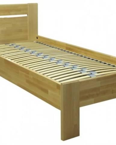 Rám postele Tina 1, 90x200, buk masív