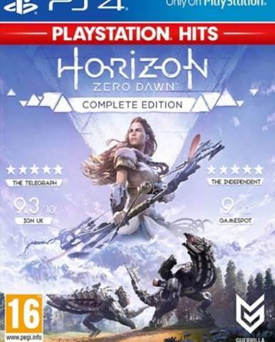 SONY PS4 hra Horizon Zero Dawn - Complete Edition
