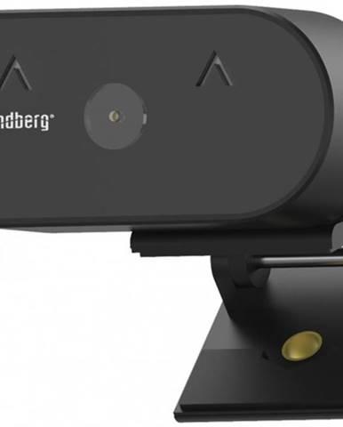 Webkamera Sandberg USB Webcam Wide Angle 1080p HD