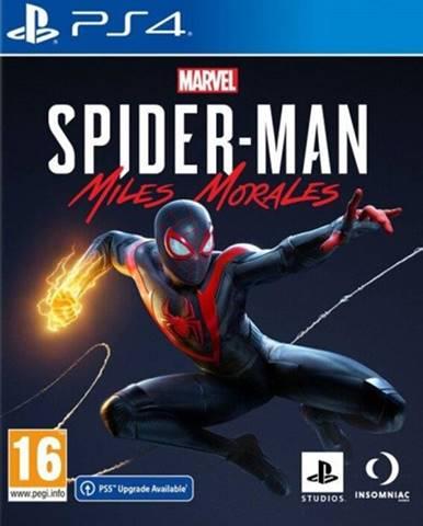 Hra PlayStation 4 Marvel's Spider-Man: Miles Morales