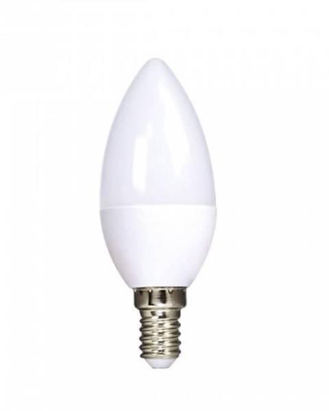 Solight LED žiarovka Ecolux WZ4313, E14, 6W, sviečka, teplá biela, 3ks