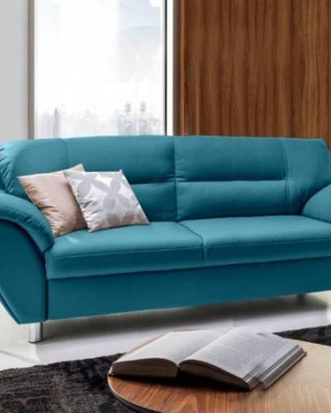 OKAY nábytok Trojsedačka Amigo modrá