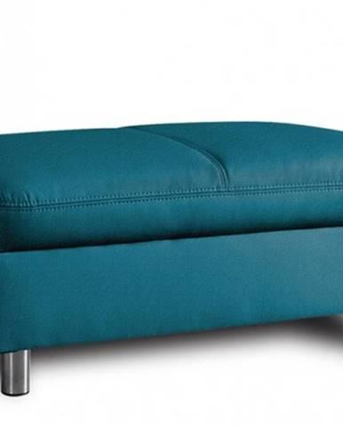 Taburetka Amigo obdĺžnik modrá