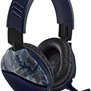 Herné slúchadlá Turtle Beach RECON 70, camuflage modrá