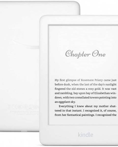 Amazon Čtečka knih AMAZON KINDLE TOUCH 2020, 8GB, bílá, sponzor. verze