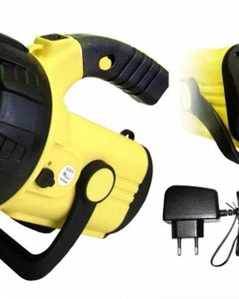 Pavexim Ručné svietidlo Pavexim S-2111, LED, žltá