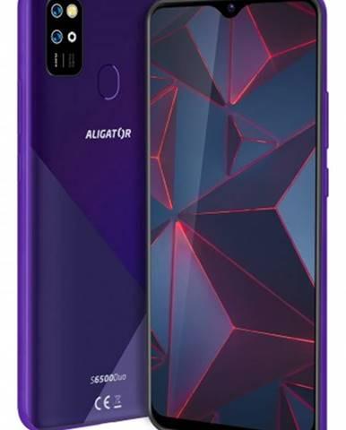 Mobilný telefón Aligator S6500 2GB/32GB, fialová
