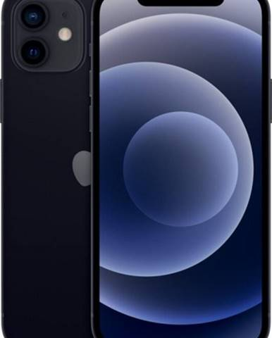 Mobilný telefón Apple iPhone 12 64GB, čierna
