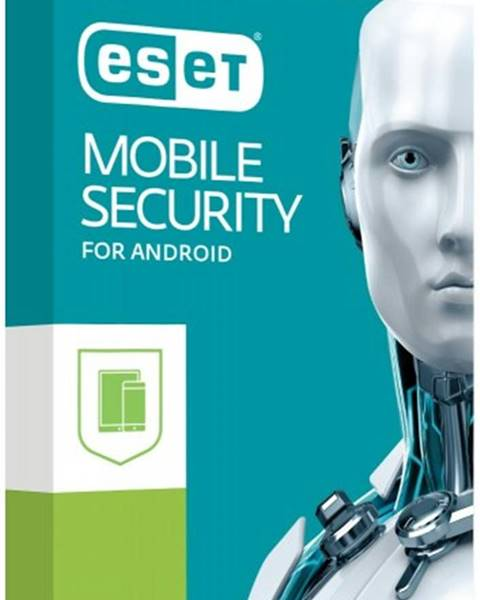 Ostatní OKAY Antivír ESET pre telefóny a tablety s Android, ročná licencia