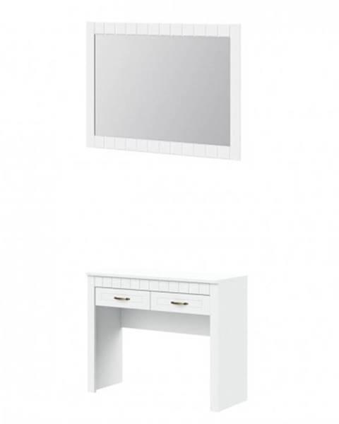 OKAY nábytok Toaletný stolík a zrkadlo Tampere