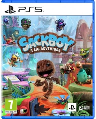 Hra PS5 Sackboy A Big Adventure!