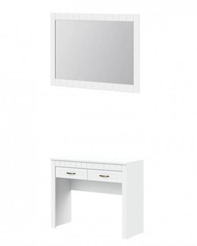 Toaletný stolík a zrkadlo Tampere