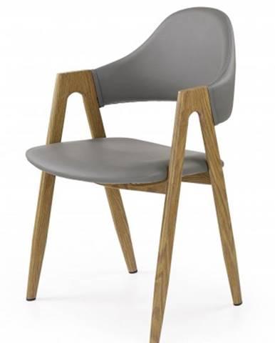 Jedálenská stolička K247, područky