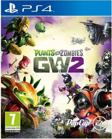 PS4 hra - Plants vs. Zombies: Garden Warfare 2