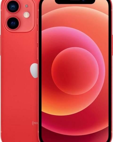 Apple Mobilný telefón Apple iPhone 12 mini 128GB, červená
