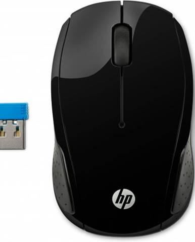 HP 200, černá X6W31AA#ABB + Zdarma podložka Olpran