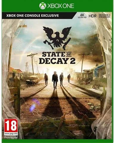 Hra Microsoft XBOX ONE - State of Decay 2