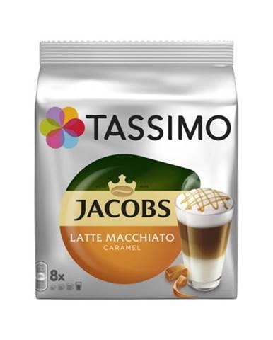 Kapsule Tassimo Jacobs Latte Macchiato Caramel, 8 + 8ks