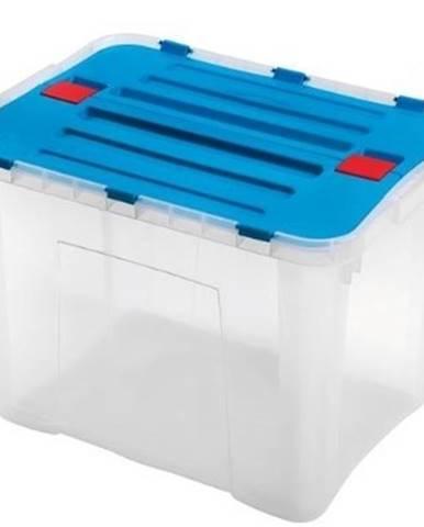 Úložný box Heidrun HDR1642, DRAGON, 42l, mix farieb
