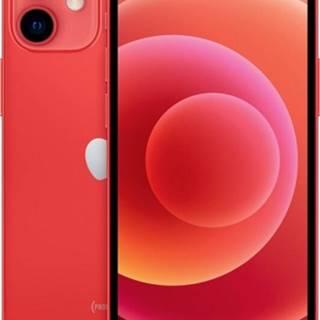 Mobilný telefón Apple iPhone 12 mini 128GB, červená