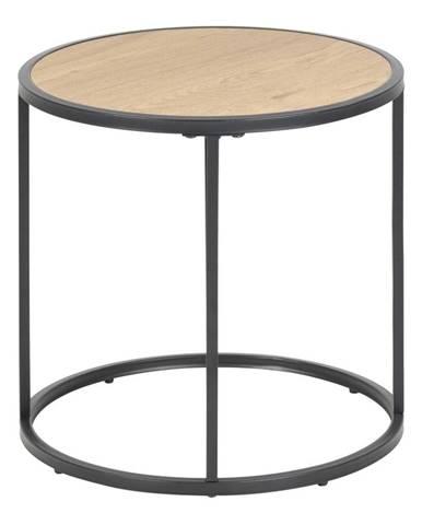 Odkladací stolík Actona Seaford, ⌀ 45 cm