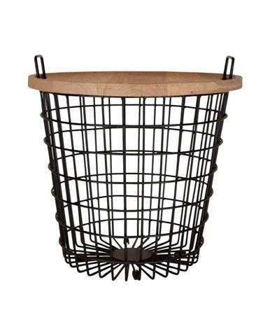 Konferenčný stolík Canett Lucille, ø 55 cm