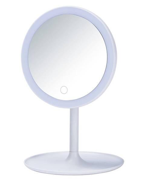 Wenko Biele kozmetické zrkadlo s LED podsvietením Wenko Turro
