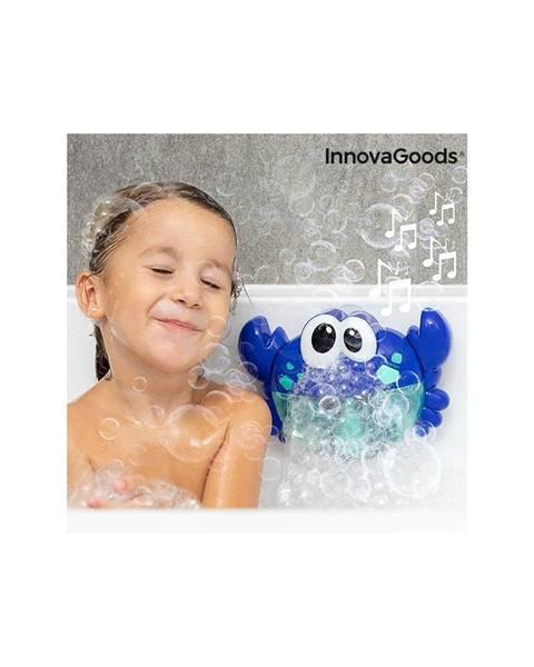 InnovaGoods Hrací krab s mydlovými bublinami do vane InnovaGoods