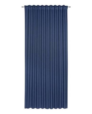 Hotový Záves Andi, 140/245cm, Modrá