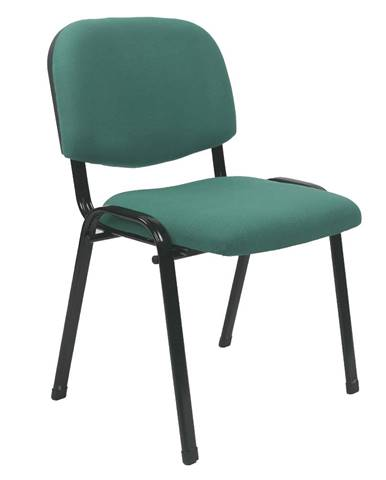 Kancelárska stolička zelená ISO 2 NEW