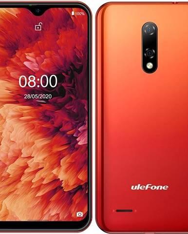 Mobilný telefón UleFone Note 8P oranžový