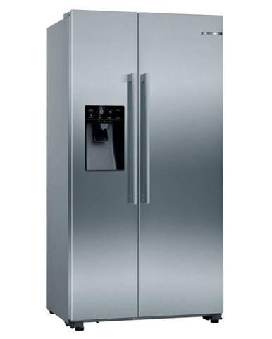 Americká chladnička Bosch Serie | 6 Kad93aiep nerez