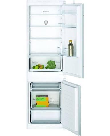 Kombinácia chladničky s mrazničkou Bosch Serie   2 Kiv86nsf0