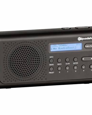 Rádioprijímač s DAB+ Roadstar TRA-300D+ čierny