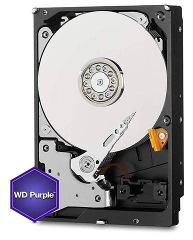 "Pevný disk 3,5"" Western Digital Purple 8TB"